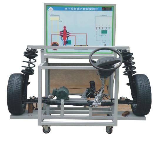 产品组成:采用ls400电控动力转向系统和各总成,主要配置转向