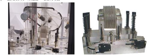 限速器,电磁制动器;
