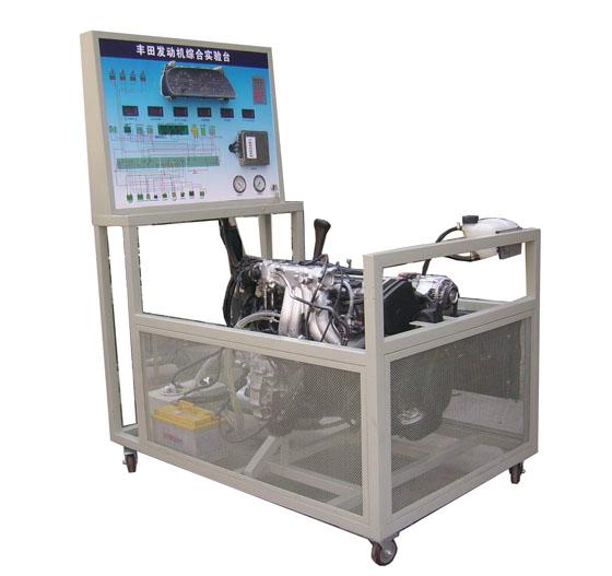 汽车发动机实训台,汽车发动机实验台-上海顶邦公司