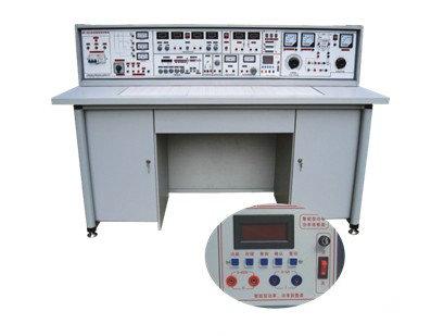 电工.模电.数电.电气控制(带直流电机实验)五合一实验室设备