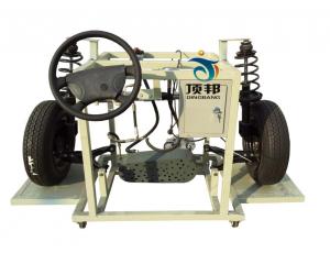 汽车动力转向及前悬架系统实训台