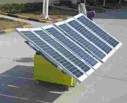 教学用光伏发电组装与建设实训系统