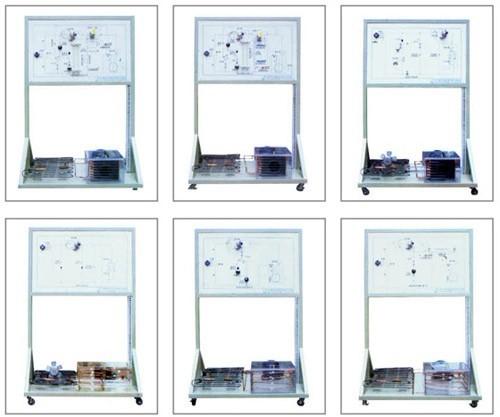 电冰箱电气控制线路实训装置