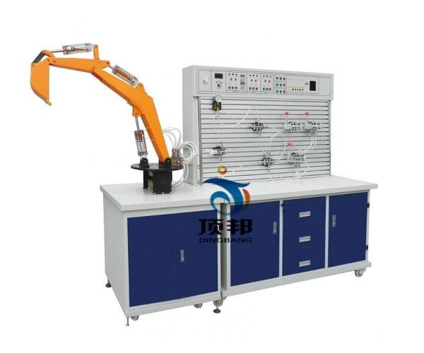 液压挖掘机控制教学实验台