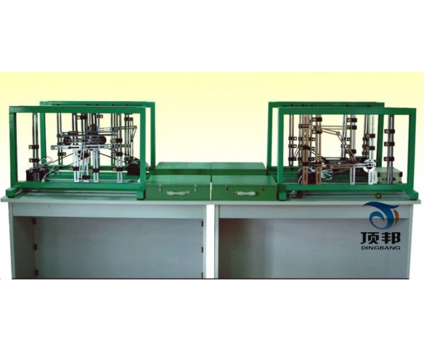 机械运动创新方案拼装实验台