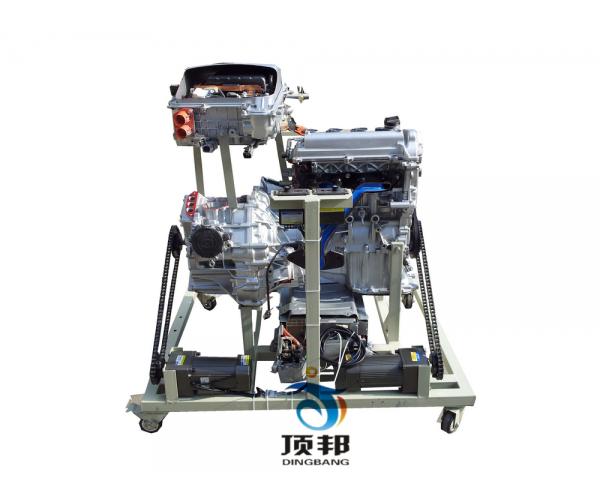 油电混合动力系统解剖演示台