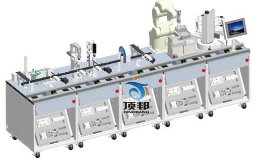 灌装自动化生产线实训装置