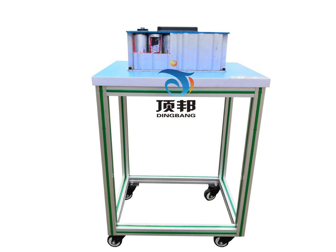 超级电容解剖展示台