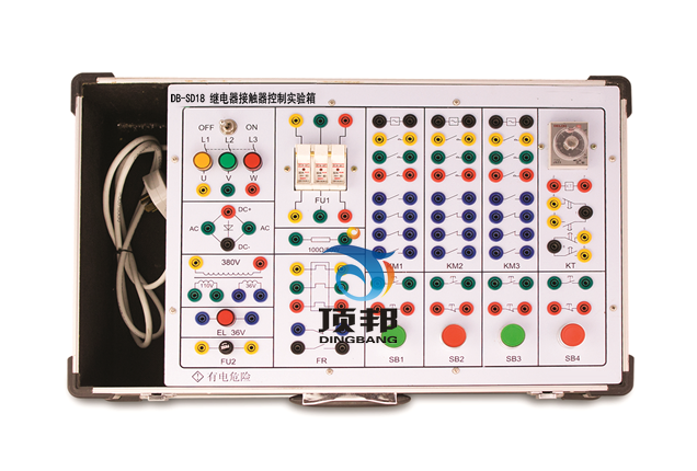 继电器接触器控制实验箱