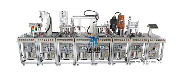机器人柔性自动化生产线实训系统